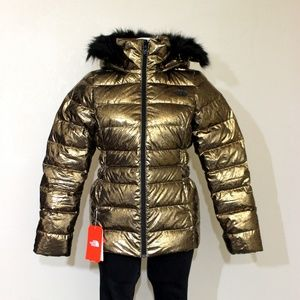 The North Face Gotham Jacket II Metallic Puffer